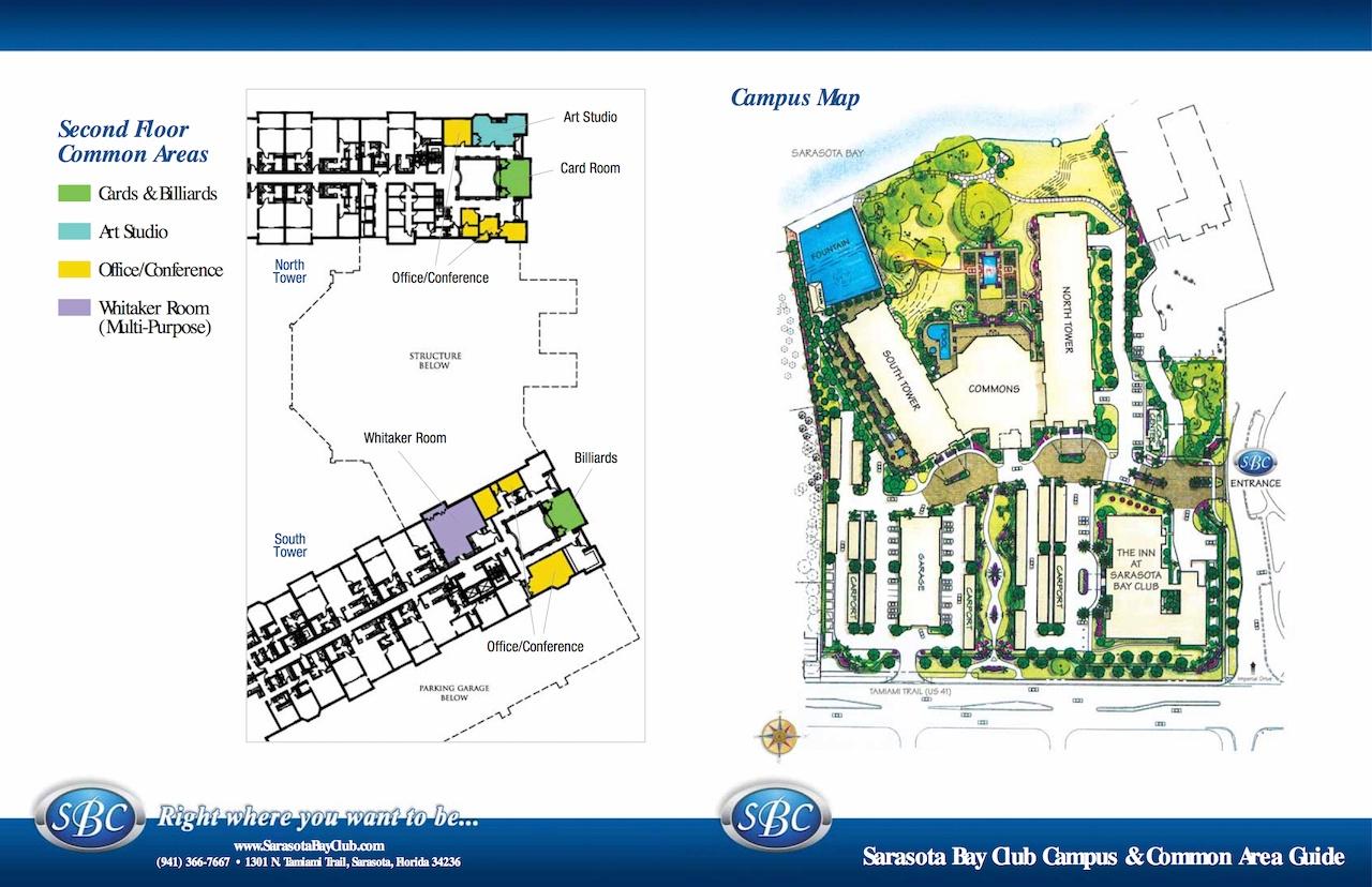Campus Site Plan