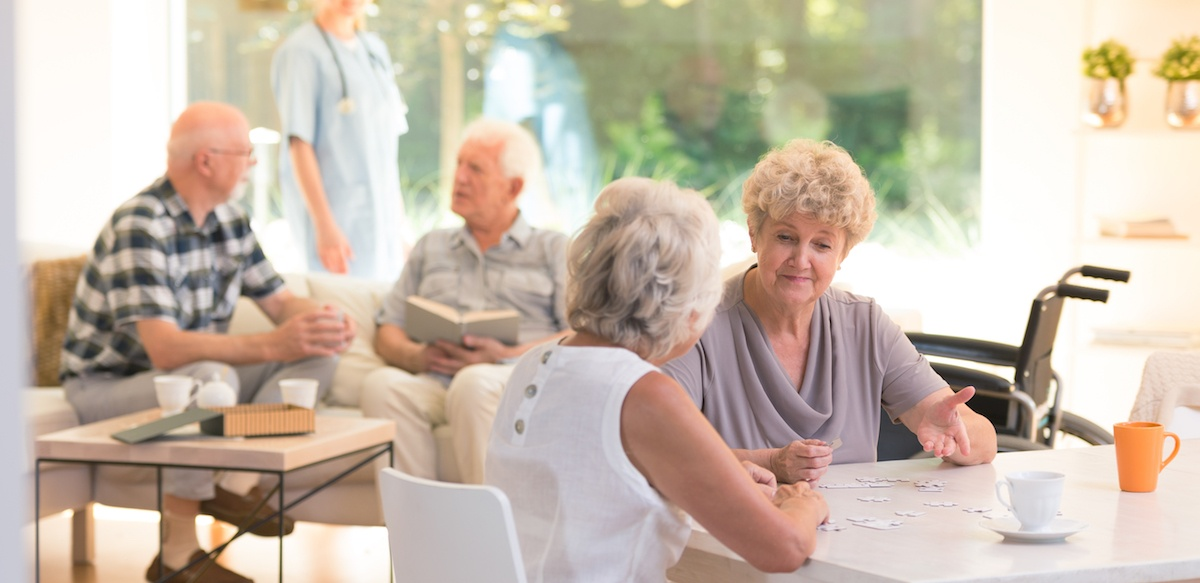 Assisted Living & Longterm Care