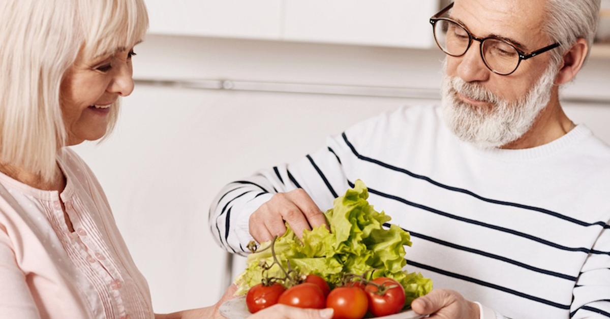 What Nutritional Health Habits Should Seniors Consider Cultivating?