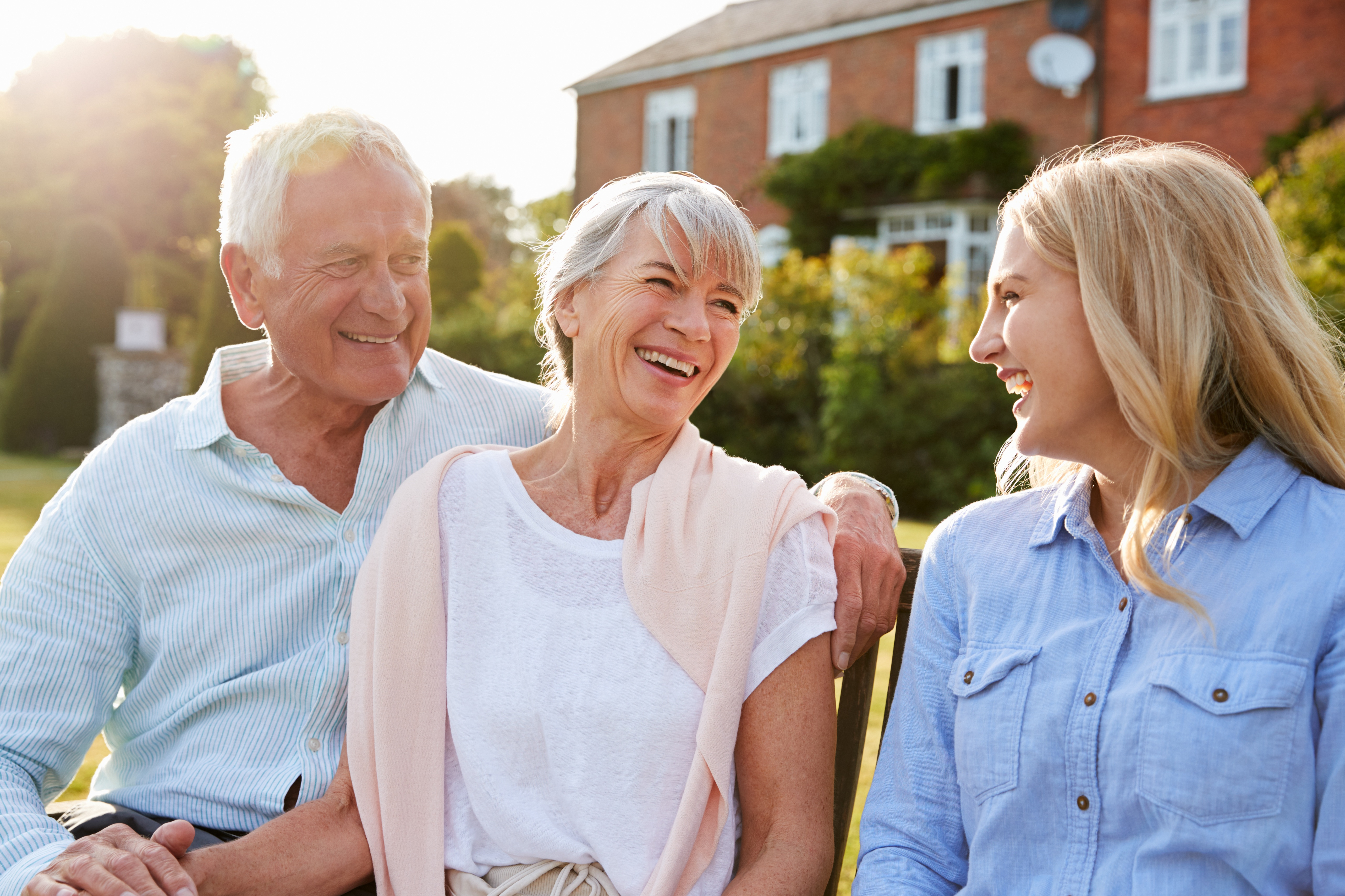 Talking to Your Parents About the Move to a Senior Living Community