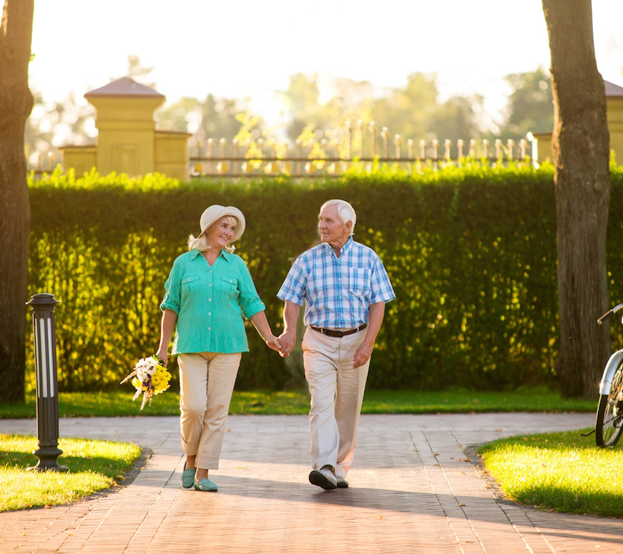 What are the different levels of care at a Retirement Community?