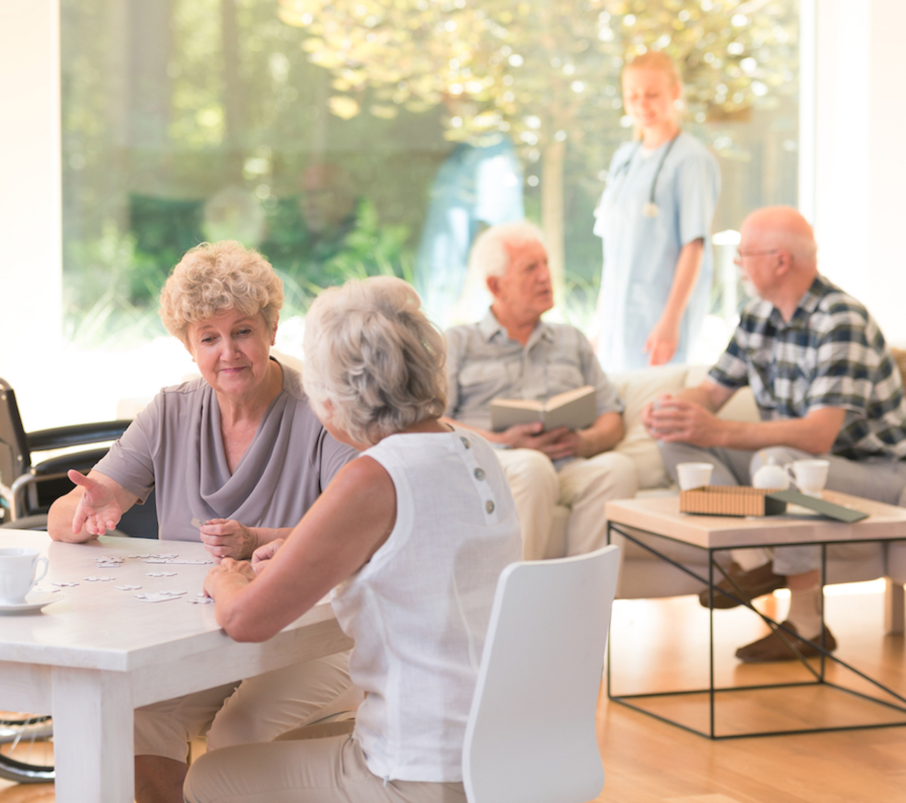 8 Tips for Moving to an Assisted Living Community